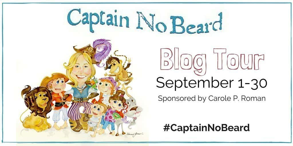 The Captain No Beard Series by Carole P. Roman – What Makes it Different?