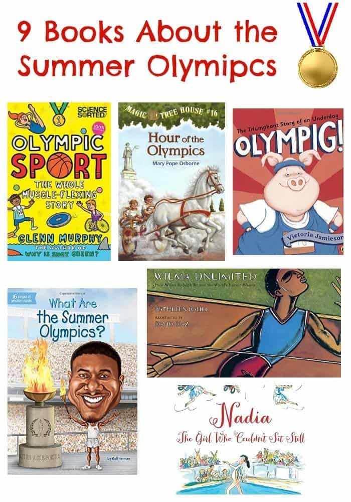9 Books About the Summer Olympics
