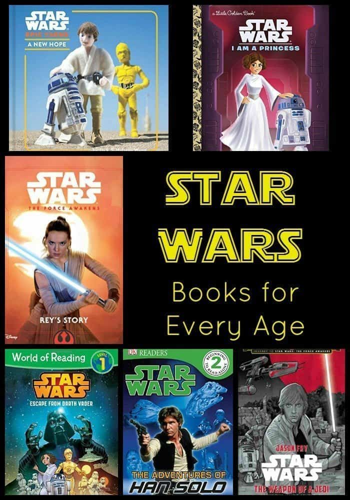 Star Wars Books for Every Age