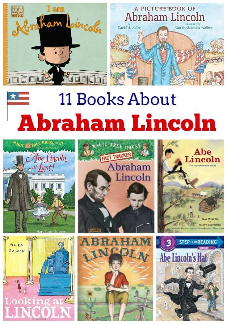 11 Children's Books About Abraham Lincoln