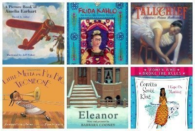Picture Books About Inspirational Women