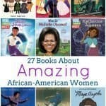 27 Children's Books About Amazing African-American Women