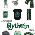 9 Slytherin Gifts for Harry Potter Fans