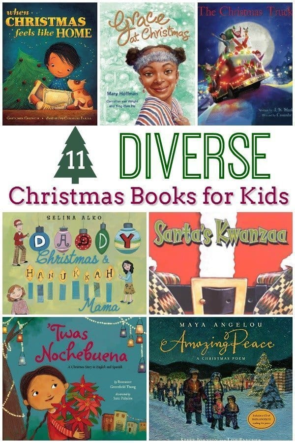 11 Diverse Christmas Books