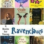 9 Books for Young Ravenclaws