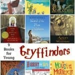 9 Books for Young Gryffindors