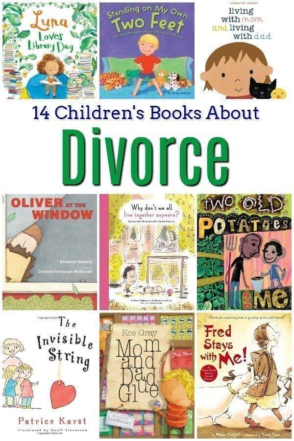 14 Children's Books About Divorce