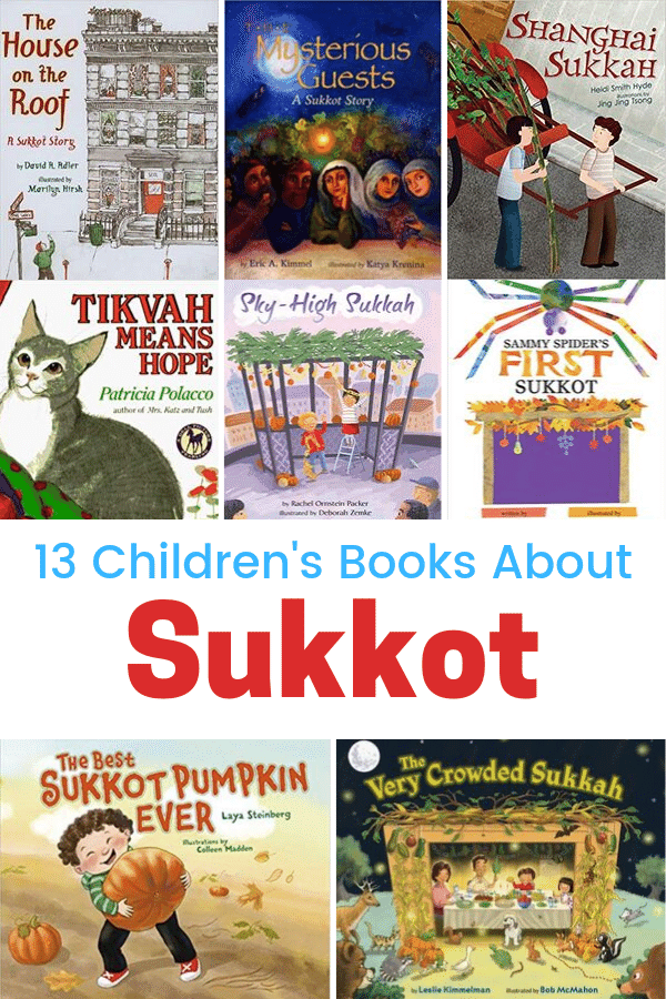 Books About Sukkot