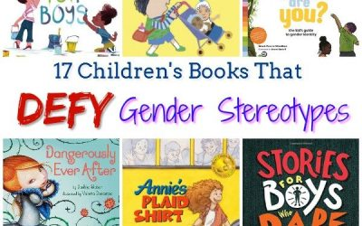 17 Children's Books About Gender