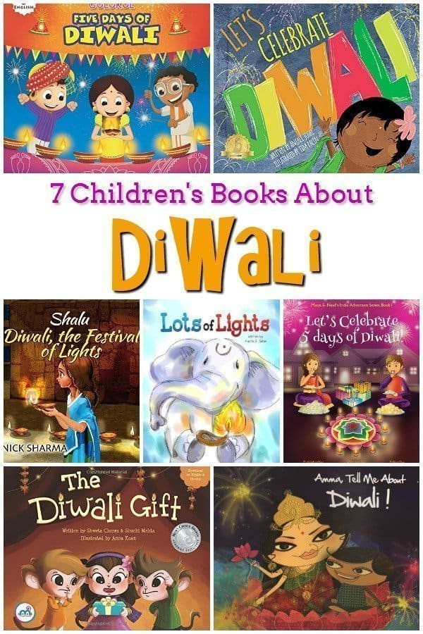 7 Diwali Books for Children