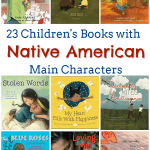 23 Native American Books for Kids