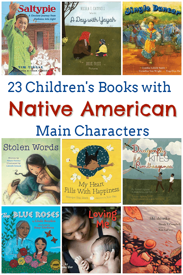 Native American Children's Books