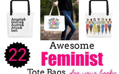 22 Awesome Feminist Tote Bags