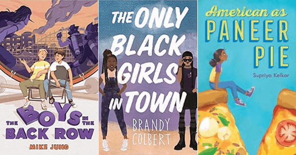 12 New Diverse Middle Grade Chapter Books for 2020 ...