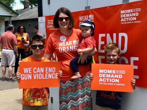 Moms Demand Action Family
