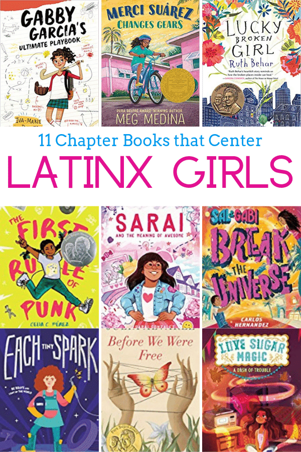 Latinx Books for Kids