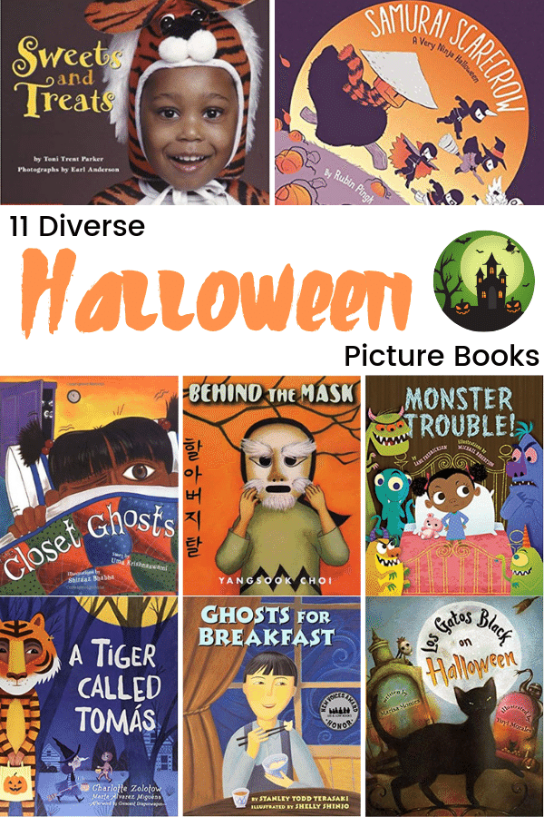 Halloween Books for Kids