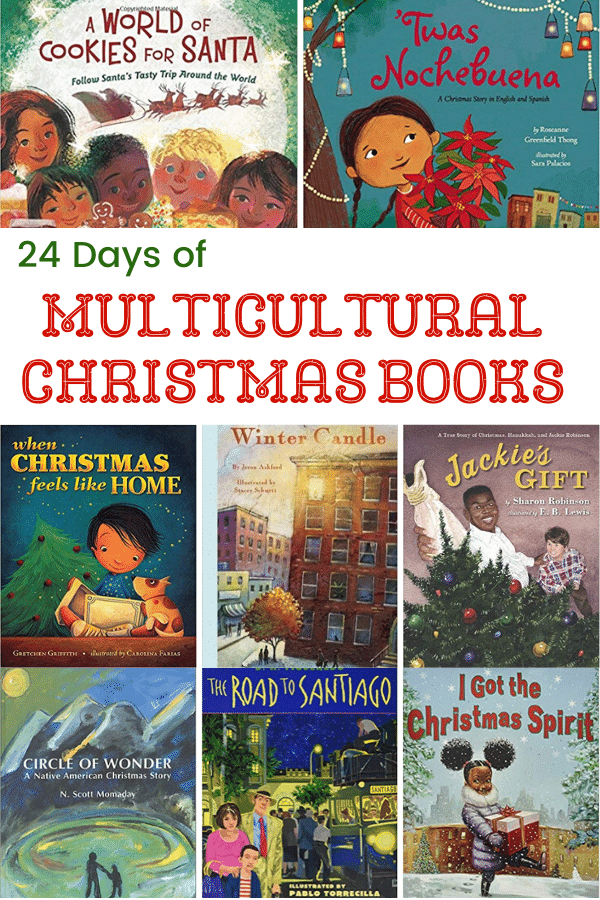 Multicultural Christmas Books