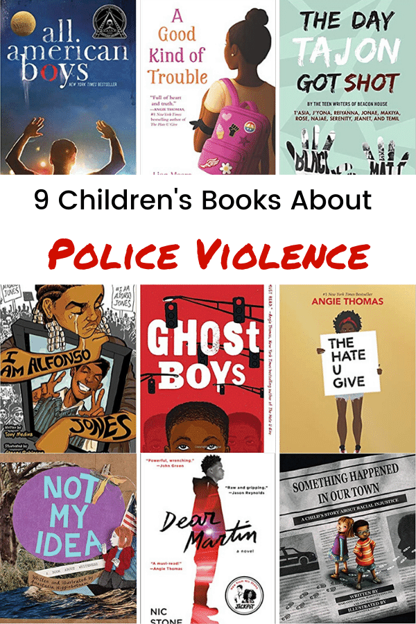 Books About Police Brutality