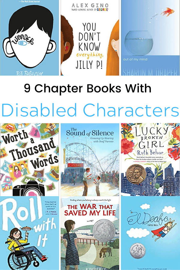 Books With Disabled Characters