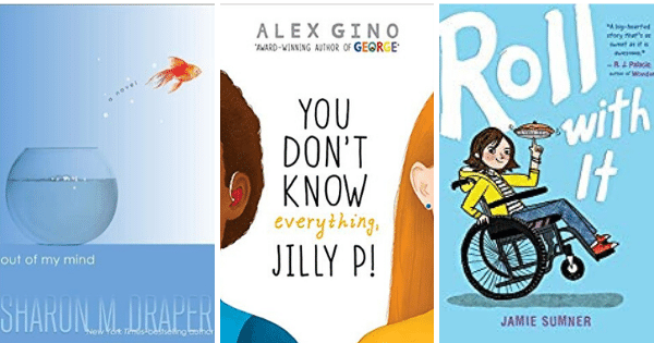 9 Chapter Books With Disabled Characters