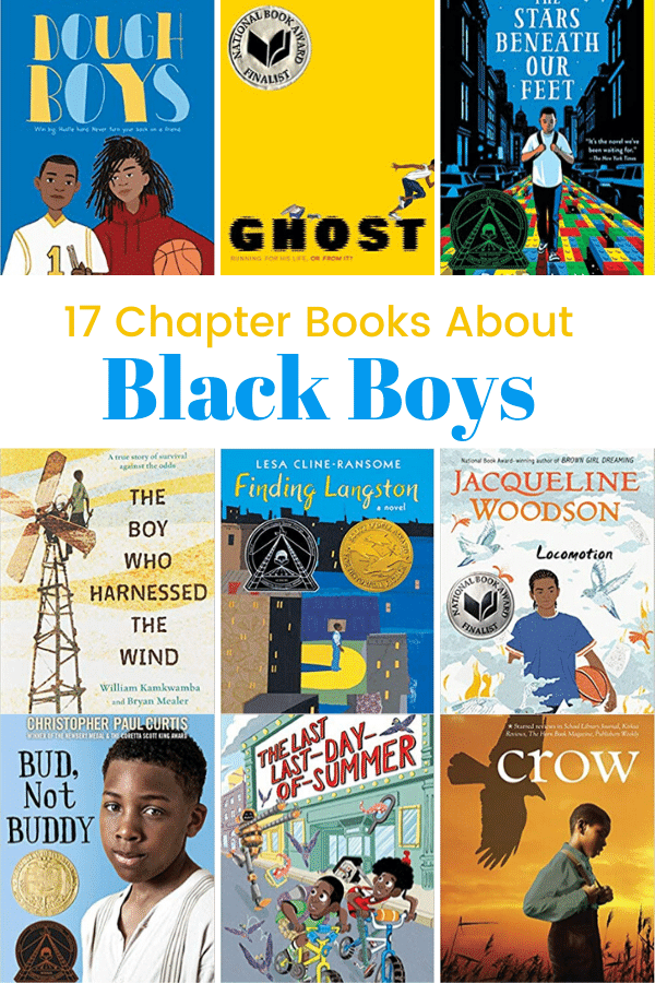 Books About Black Boys