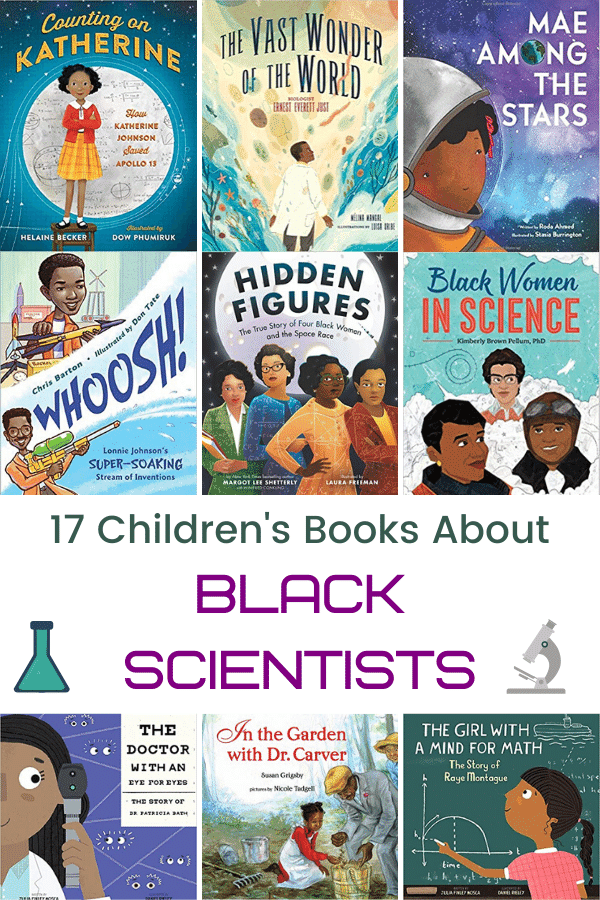 Books About Black Scientists