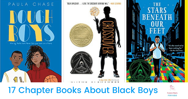 17 Chapter Books About Black Boys