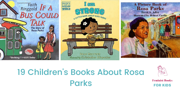 19 Children's Books About Rosa Parks