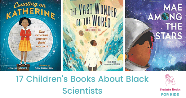 17 Books About Black Scientists