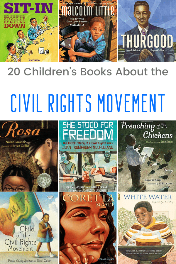 Books About Civil Rights Movement