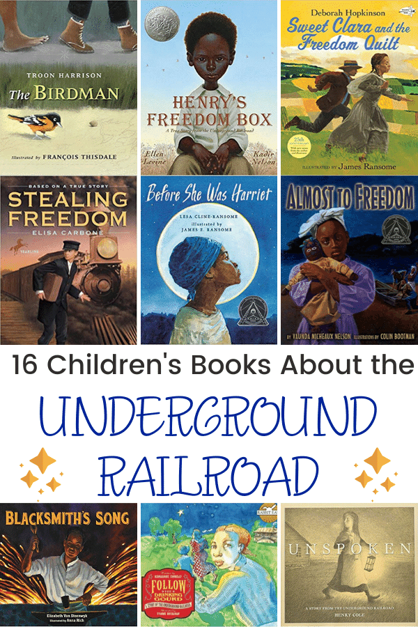 Books About the Underground Railroad