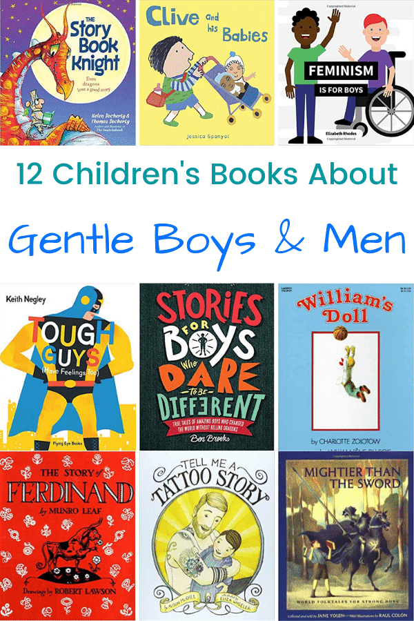 Books About Gentle Boys