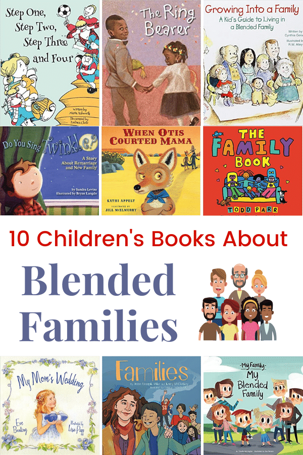Books About Blended Families