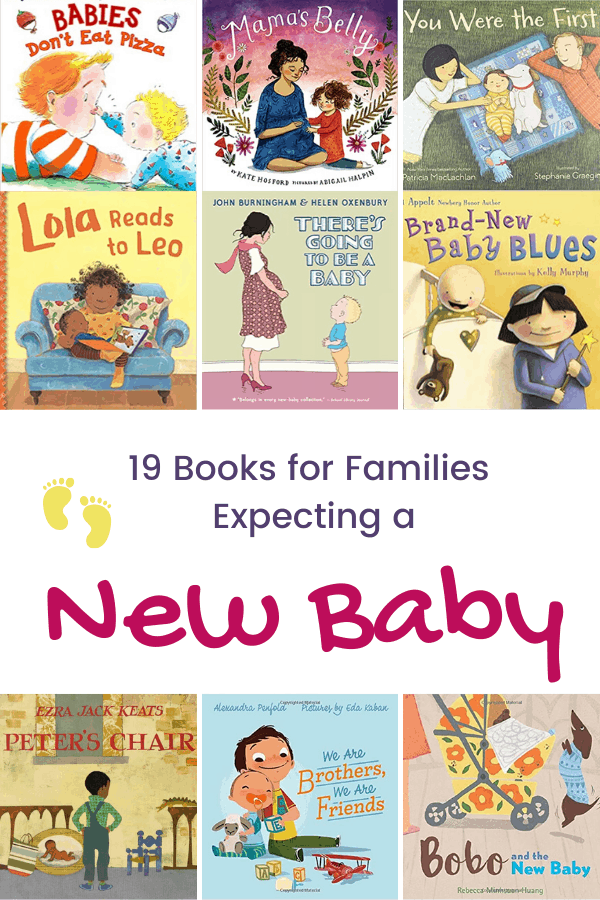 Books for Families Expecting a New Baby