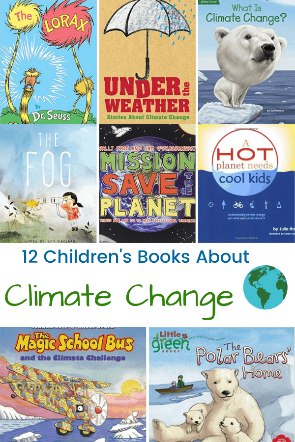 Books About Climate Change for Kids